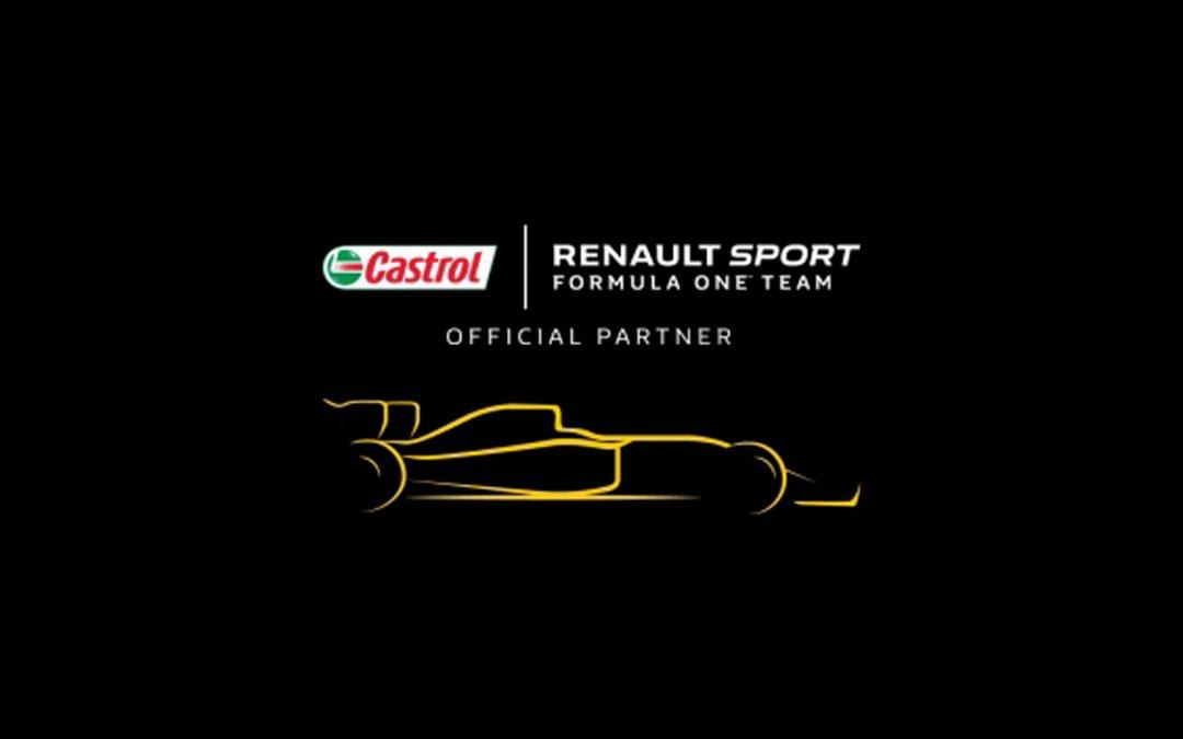 Συνεργασία Renault – Castrol