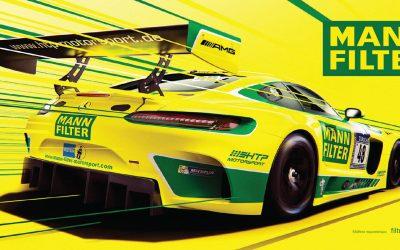 Το MANN-FILTER και το HTP Motorsport ξεκινούν με το θρυλικό κλασσικό αντοχή στο Nürburgring