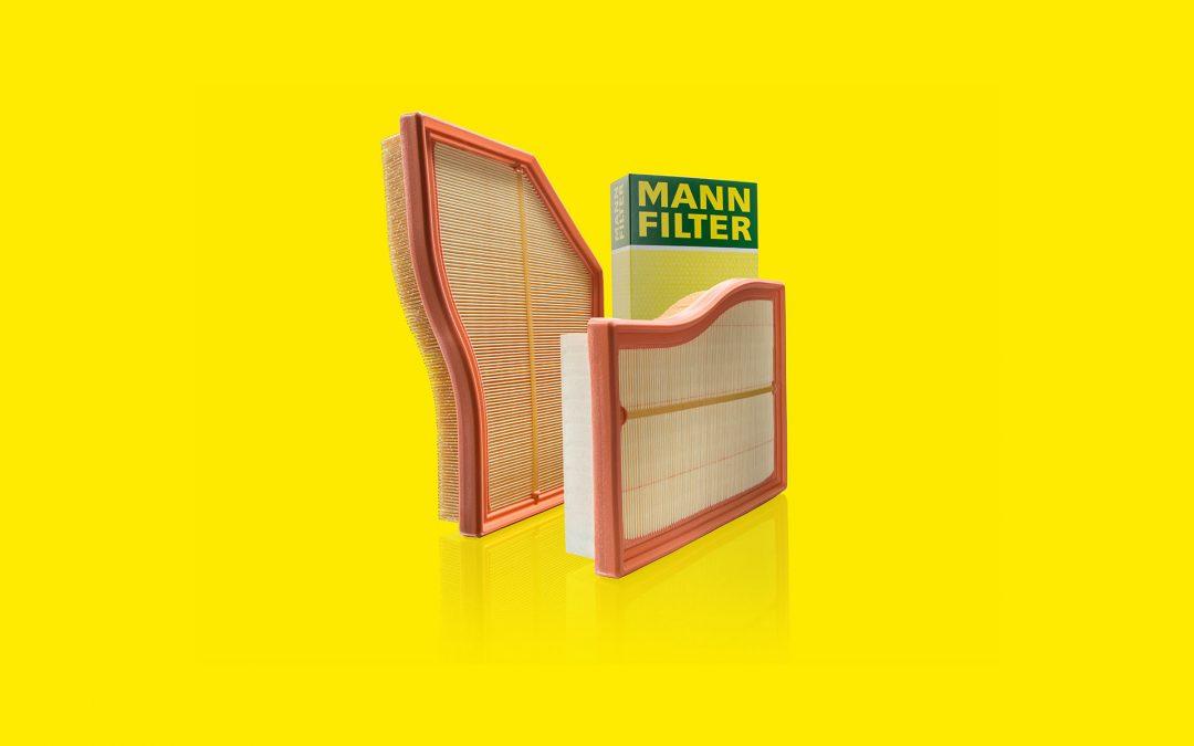 Φίλτρα MANN Flexline